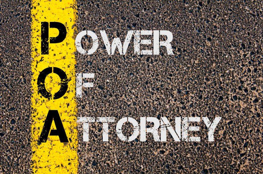 pakenham powers of attorney